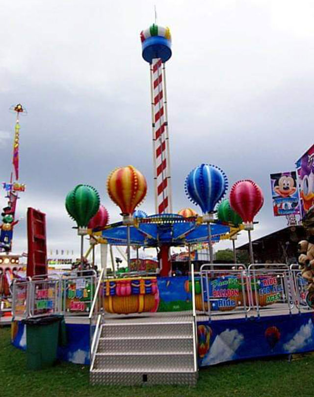 Childrens Adventure Fun Park